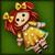 Красивая кукла Жадинка