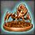 Редкий бронзовый идол Живоглота [35]