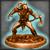 Редкий бронзовый идол Зверга [35]