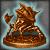 Редкий бронзовый идол Кратча [25]