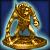 Редкий золотой идол Людоеда [25]